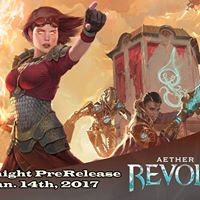 Aether Revolt Pre-Release Midnight