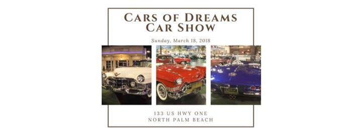 Car Show Cars Of Dreams Museum North Palm Beach - Palm beach car show 2018