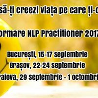 NLP Practitioner Craiova 29 septembrie-1 octombrie 2017