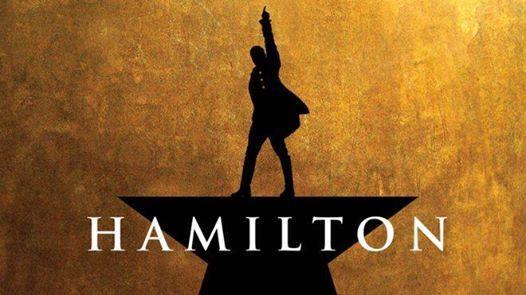 Hamilton in March