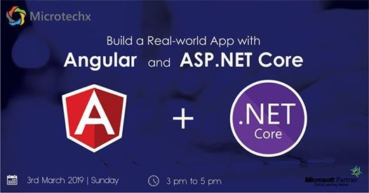 Build a Real World Application with Angular and ASP.net Core