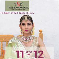 TSD(Theshoppingdiva)lifestyle exhibition Ahmedabad