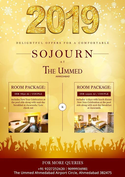 New Year Room Package