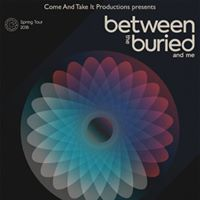 Between the Buried and Me The Dear Hunter and Leprous