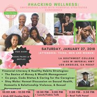Hacking Wellness Seminar &amp Resource Fair