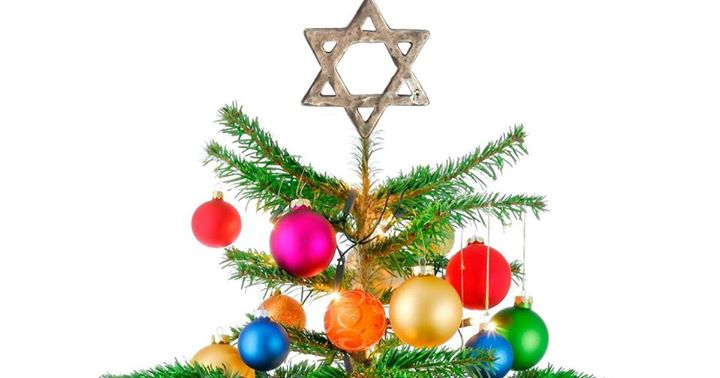 a chanukah bush grows in astoria stories of jews at christmas astoria - Jews On Christmas