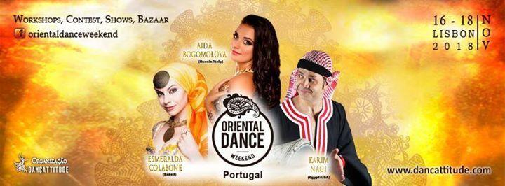 Oriental Dance Weekend 2018