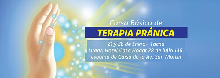 Curso Basico de Sanacion Pranica-Tacna