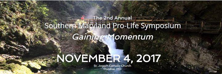 Southern Maryland Pro-Life Symposium Gaining Momentum
