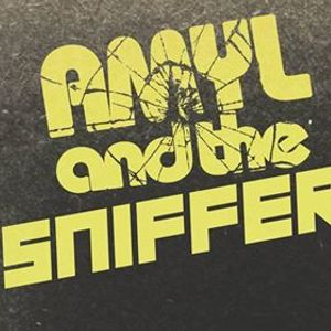 Amyl &amp The Sniffers in Paradiso Noord
