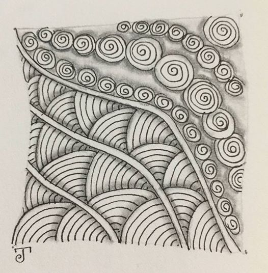 zentangle for beginners at the carmel foundationse 8th & lincoln