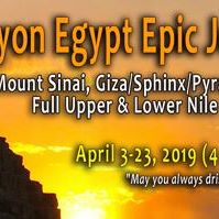 Kryon Egypt Epic Journey