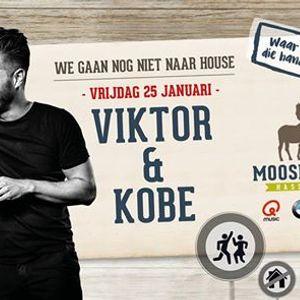 We gaan nog niet naar house met Kobe Ilsen &amp Viktor Verhulst