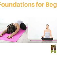 Yoga Foundations Workshop for Beginners