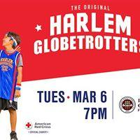 The Harlem Globetrotters 2018 World Tour