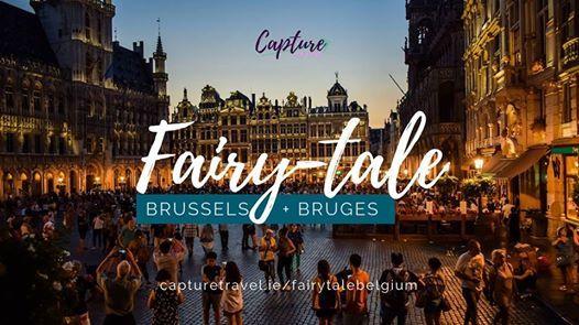 Fairy-tale Belgium Trip