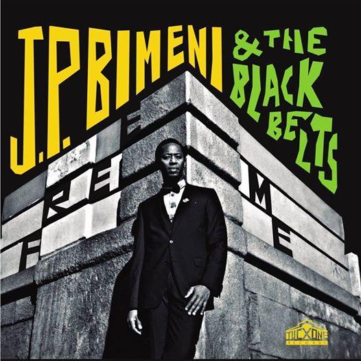 JP Bimeni & The Black Belts