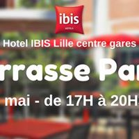 Terrasse Party