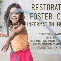 Restorative Info Meeting - RIM