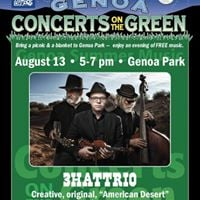 COTG - 3HatTrio - Genoa Park