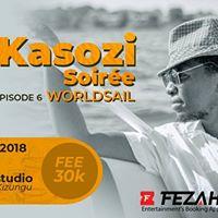 Kaz Kasozi Soire  WORLDSAIL