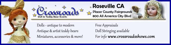 Crossroads Doll Amp Teddy Bear Show Amp Sale Roseville At