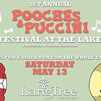 Pooches &amp Puccini Festival at the Lake
