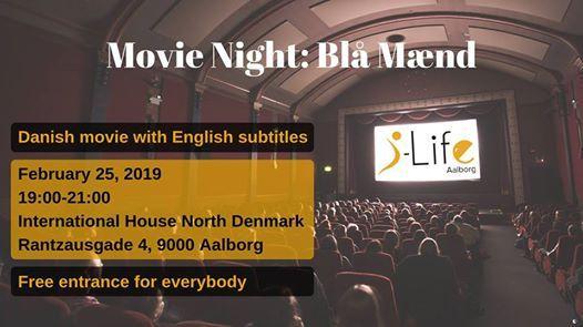 Danish Movie Night Bl Mnd (With English Subtitles)