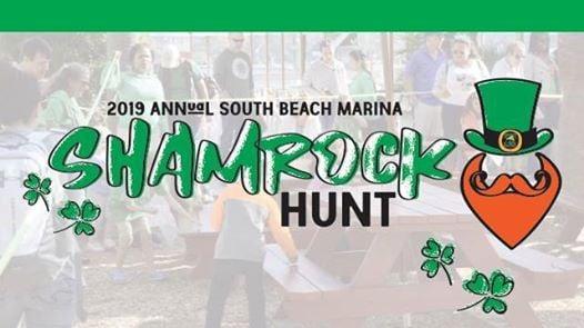 South Beach Marina Shamrock Hunt