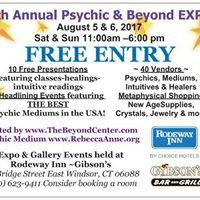 Beyond Center Holistic Expo