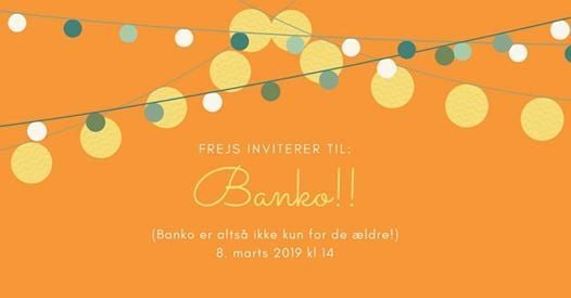 Fredagscafe - Banko