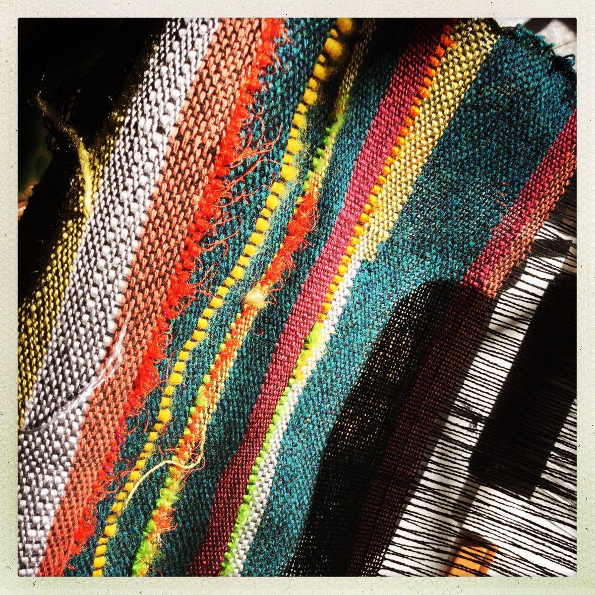 3 day Saori Weaving Intensive
