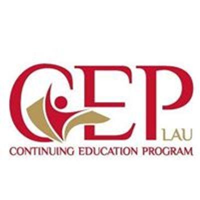 LAU - Continuing Education Program (CEP)