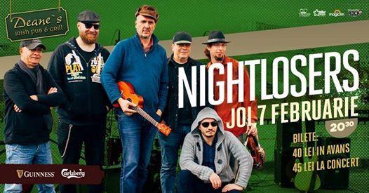 Concert Nightlosers