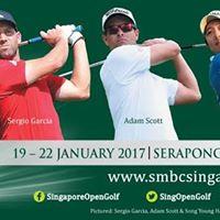 SMBC Singapore Open 2017