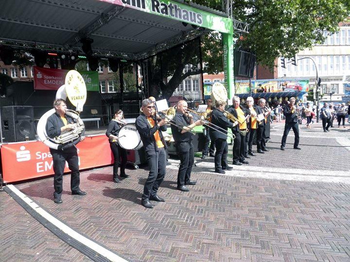 Delft- und Hafenfest Emden