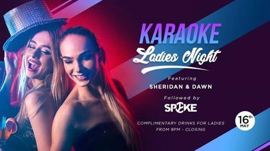 Karaoke Ladies Night - Wednesday