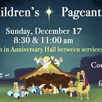 Childrens Christmas Pageant