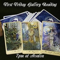 Second Friday Gallery Reading New Years Special 30 per person
