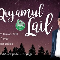 Qiyamullail 28 Januari 2018 - Ustaz Farid Yaacob