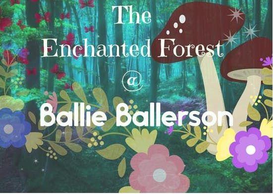 Ballie Ballerson Saturday 15th September