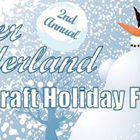 2nd Annual WIN-ter WON-derland Holiday Fair