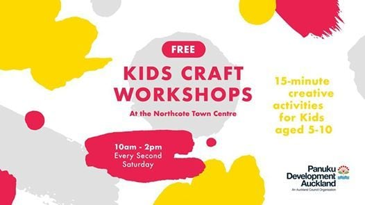 Northcote Kids Craft Workshops At Northcote Town Centrelake Road