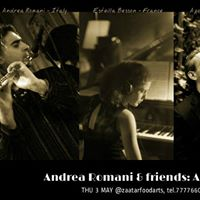Andrea Romani &amp Friends - Alonisma Project