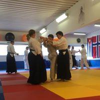 Aikido oppstartsseminar 2 - Kristiansand Aikidoklubb