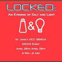 Locked An Evening of Salt and Light