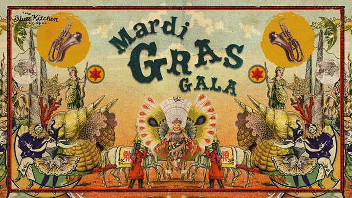 Mardi Gras Gala - Bank Holiday Sunday