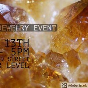 Wholesale Jewelry Event