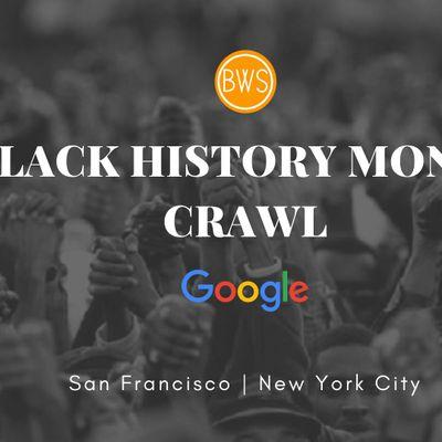 OBWS x Google Black History Month Crawl - Oakland