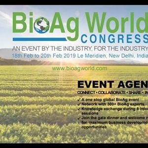 BioAg World Congress 2019